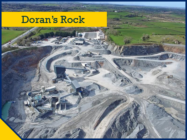 CES Quarry Products Dorans Rock Quarry - Buy Concrete, Quarry Stone Belfast