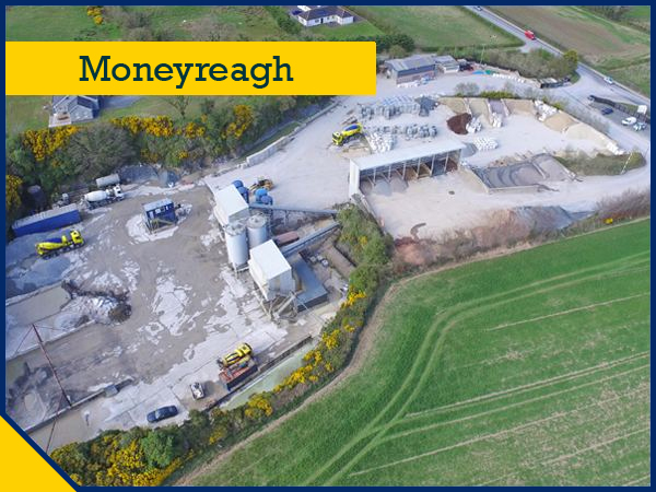 CES Quarry Products Moneyreagh Quarry - Buy Concrete, Decorative Stone and Gravel Belfast