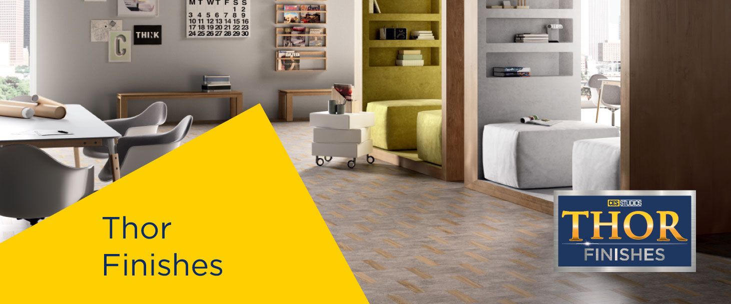 Thor Floor Finishes Ces Quarry Products Belfast Saintfield